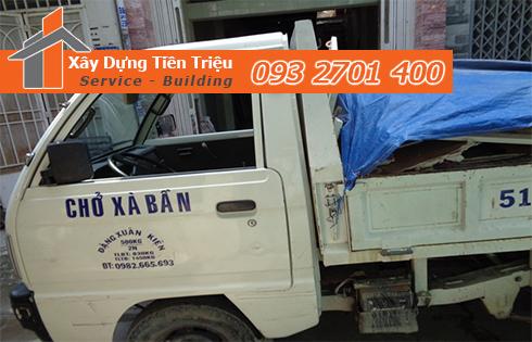 Hốt xà bần Huyện Cần Giờ trọn gói công ty Tiền Triệu.