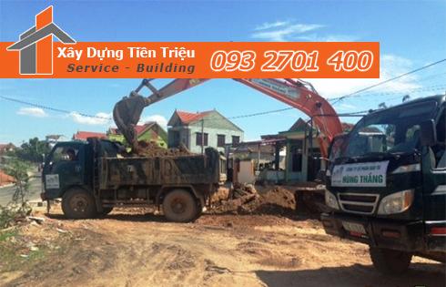 Hốt xà bần Quận 1 trọn gói công ty Tiền Triệu