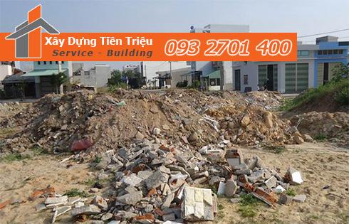 Hốt xà bần Quận 2 trọn gói công ty Tiền Triệu.
