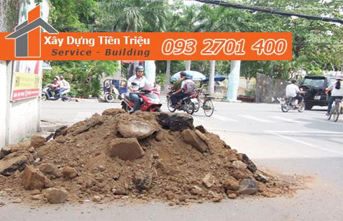 Hốt xà bần Quận 3 trọn gói công ty Tiền Triệu.