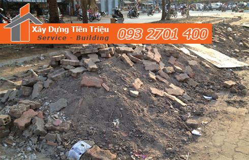 Hốt xà bần Quận 5 trọn gói công ty Tiền Triệu.