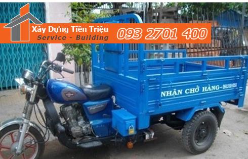 Hốt xà bần Quận 7 trọn gói công ty Tiền Triệu.