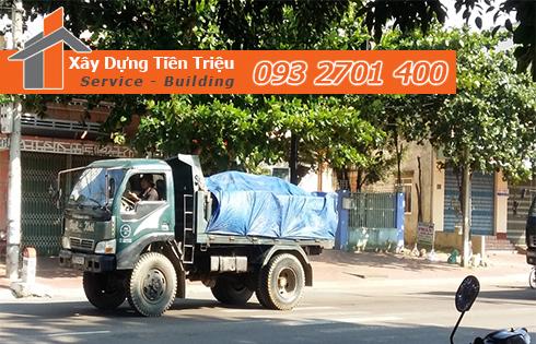 Hốt xà bần Quận 9 trọn gói công ty Tiền Triệu.