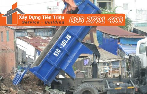 Hốt xà bần Quận Bình Tân trọn gói công ty Tiền Triệu.