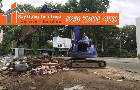 Hốt xà bần Quận Bình Thạnh trọn gói công ty Tiền Triệu.