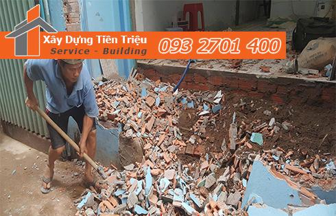 Hốt xà bần Quận Tân Bình trọn gói công ty Tiền Triệu.