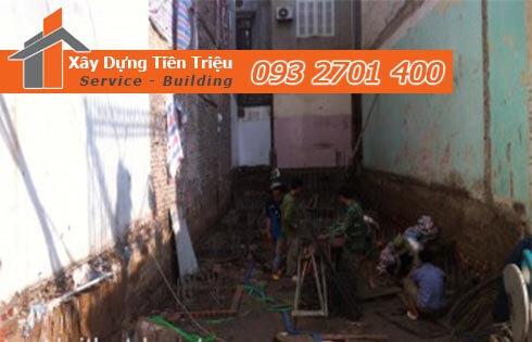 Anh Trần Hoàng Phong ở Quận Tân Bình Alo có phải dịch vụ đào móng nhà dân tại Quận Tân Bình không tôi ở số nhà Phan Đình Giót Phường 2 Tân Bình Hồ Chí Minh tôi muốn hỏi giá dịch vụ đào móng nhà dân ở Quận Tân Bình