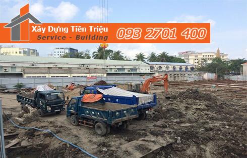 Công Ty Xây Dựng Tiền Triệu chuyên thi công hạ tầng kỹ thuật Cần Thơ.