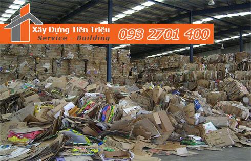 Giấy Carton Giấy Vụn Giấy Báo phế liệu Quận Phú Nhuận