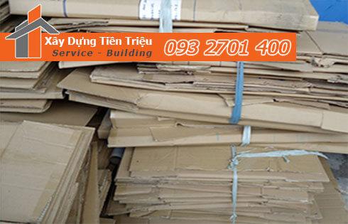 Giấy Carton Giấy Vụn Giấy Báo phế liệu Quận Tân Phú