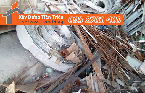 Công ty chuyên thu mua phế liệu Quận Bình Tân