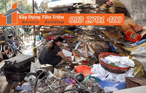Công ty chuyên thu mua phế liệu Quận Phú Nhuận