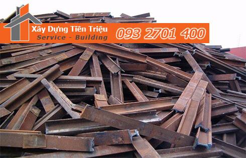 Bảng giá thu mua phế liệu sắt thép Huyện Cần Giờ