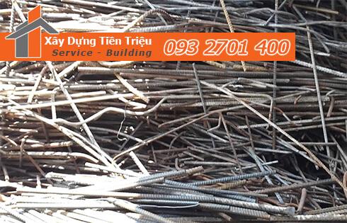 Bảng giá thu mua phế liệu sắt thép huyện Hóc Môn
