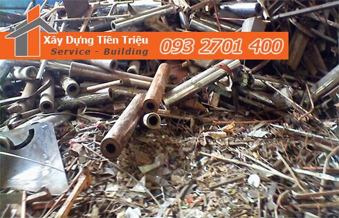 Bảng giá thu mua phế liệu sắt thép Quận Bình Thạnh