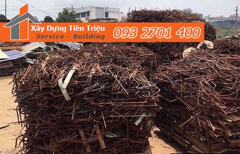 Bảng giá thu mua phế liệu sắt thép Quận Phú Nhuận