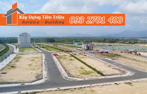 Xây dựng cơ sở hạ tầng đường xá Quảng Nam.