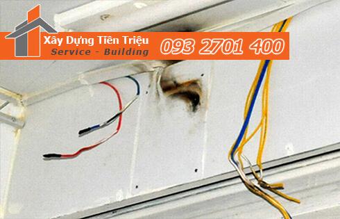Khắc phục sự cố mất điện, sập nguồn, sửa chữa điện chập ở gia đình