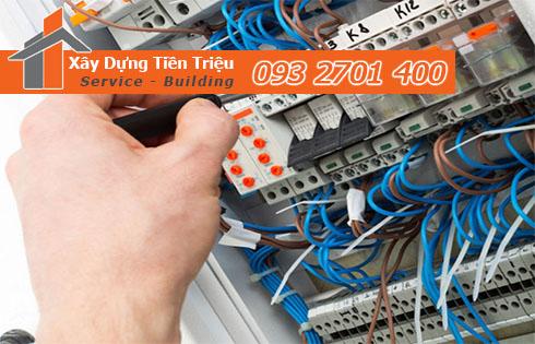 sửa chữa điện nước tại nhà Đồng Nai Tiền Triệu