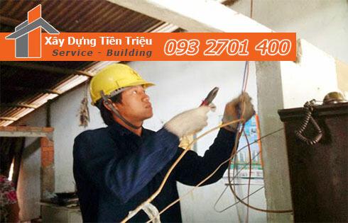 Công ty nhận sửa chữa điện nước tại nhà Quận Bình Thạnh