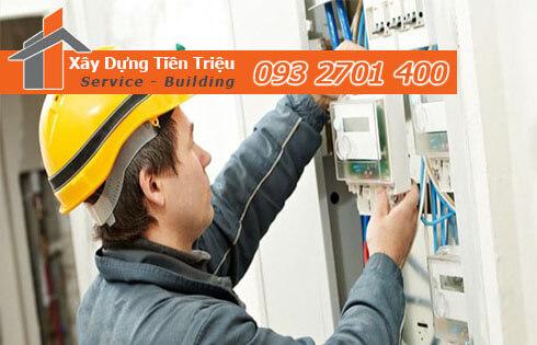 Công ty nhận sửa chữa điện nước tại nhà Quận Gò Vấp