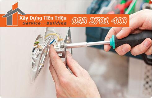 Công ty nhận sửa chữa điện nước tại nhà Quận Tân Bình.