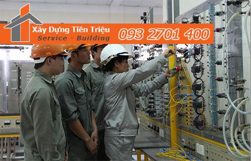 Công ty nhận sửa chữa điện nước tại nhà Quận Thủ Đức
