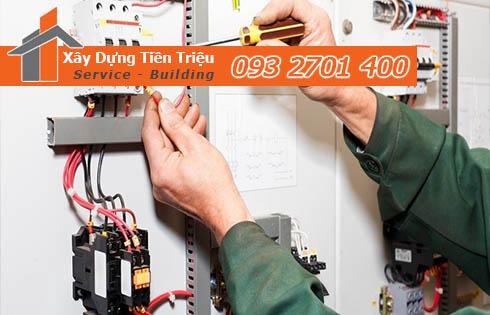 tìm thợ sửa điện tại nhà Huyện Hóc Môn