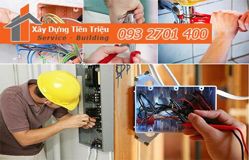 Dịch vụ sửa chữa điện nước tại nhà Quận 9 giá rẻ 0932701400