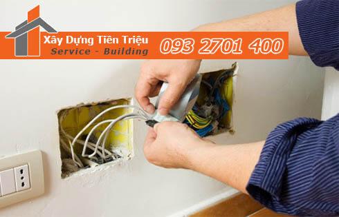 sửa chữa điện nước giá rẻ Quận Bình Tân tại nhà