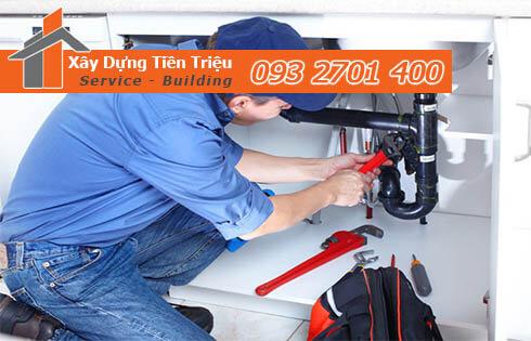 báo giá dịch vụ thợ sửa chữa điện nước uy tín Quận Bình Thạnh
