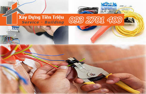 Báo giá sửa chữa điện tại Quận Phú Nhuận giá rẻ.