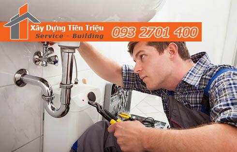 Sửa chữa điện nước trọn gói Quận Tân Bình tại công ty Tiền Triệu