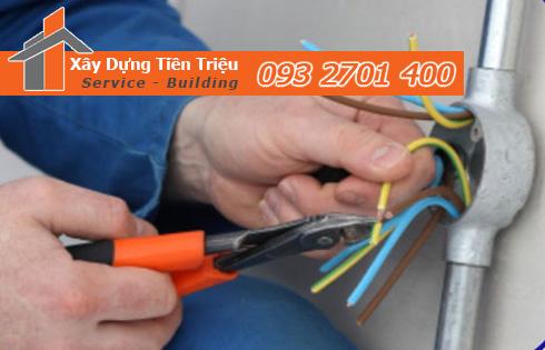 nhận thi công sửa chữa điện Đồng Nai với quy trình khép kín