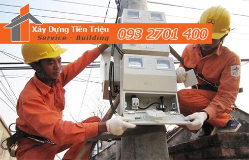 Cty thi công sửa chữa điện chuyên nghiệp Huyện Cần Giờ