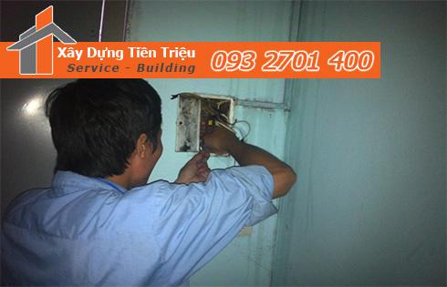Tiền Triệu nhận sửa chữa điện nước trọn gói Huyện Hóc Môn
