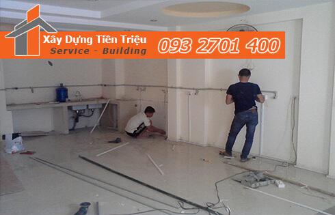 Công ty nhận sửa chữa điện nước tại nhà Huyện Nhà Bè.
