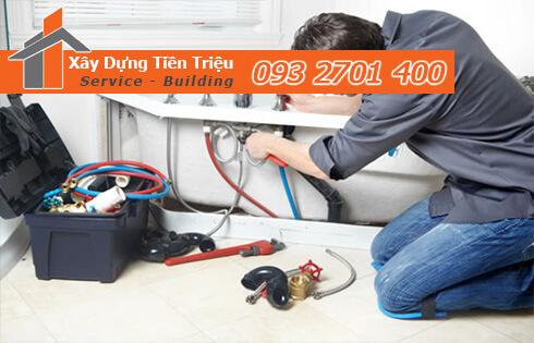 Công ty nhận sửa chữa điện nước tại nhà Quận Bình Tân