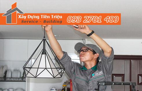 Thi công sửa chữa điện chuyên nghiệp Quận Bình Thạnh