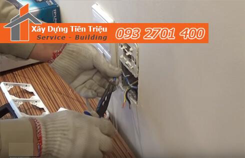 chuyên nhận thi công sửa chữa điện Quận Gò Vấp
