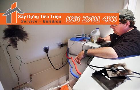 Công ty nhận sửa chữa điện nước tại nhà Quận Phú Nhuận