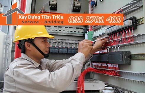 Đội thợ sửa điện tại Quận Tân Bình