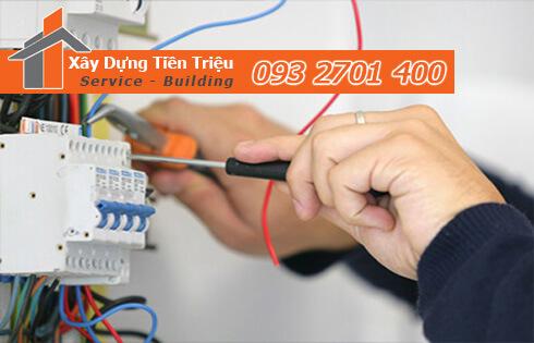 Sửa chữa điện chuyên nghiệp Quận Tân Phú