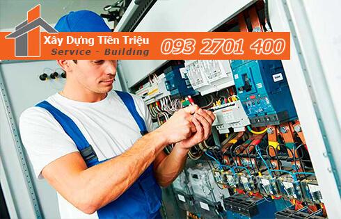 Thợ chuyên sửa chữa điện nước trọn gói Quận Thủ Đức.