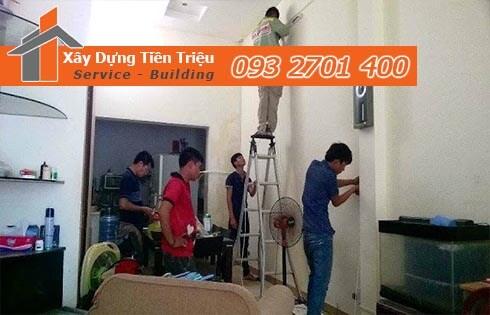 trung tâm sửa chữa điện Tiền Triệu với trình độ chuyên môn cao