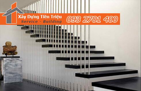 Cách chọn đá hóa cương ốp cầu thang thích hợp với không gian ngôi nhà.
