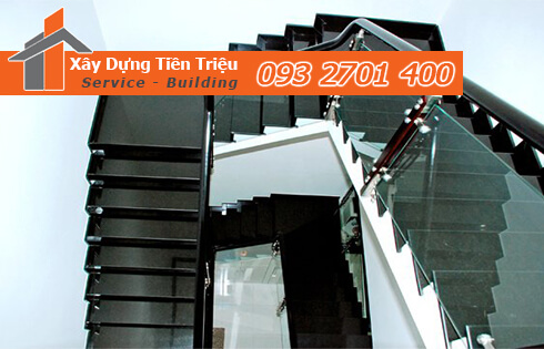 Địa chỉ thi công đá ốp cầu thang uy tín chất lượng tại TPHCM.