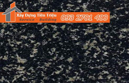 Đá hoa cương đen Huế thuộc dòng đá Granite tự nhiên có màu đen