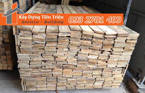 Bán gỗ thông xẻ nhập khẩu tại Quận 2 giá rẻ