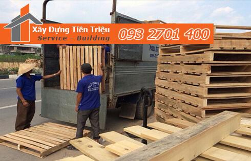 Địa chỉ bán gỗ thông thùng gỗ Pallet tại Quận 3 giá rẻ 0938265056